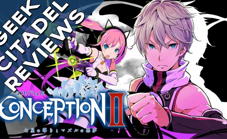 Conception II Review feat