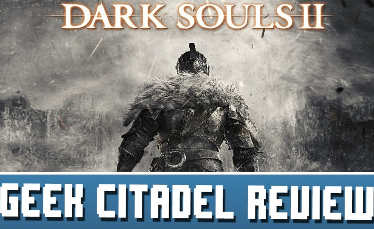 Dark Souls II Review Feat