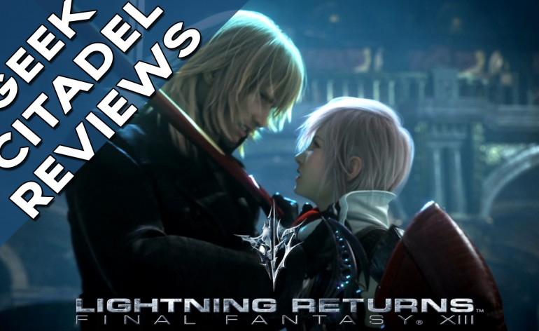 Final Fantasy Lightning Review Feat