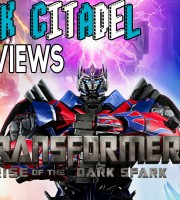Geek Citadel Reviews Banner Trans
