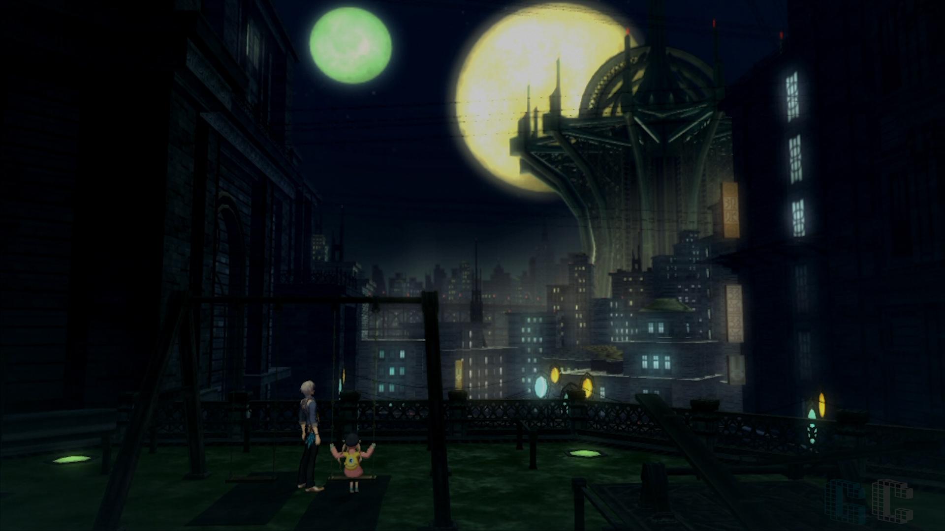 Tales of Xillia 2 Same world