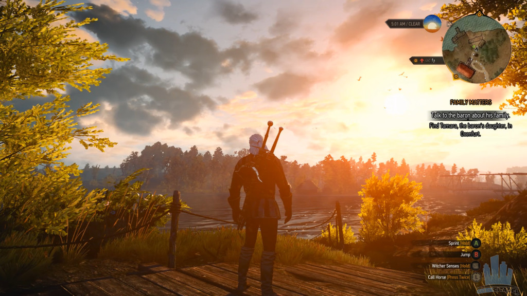 Beautiful The WItcher 3